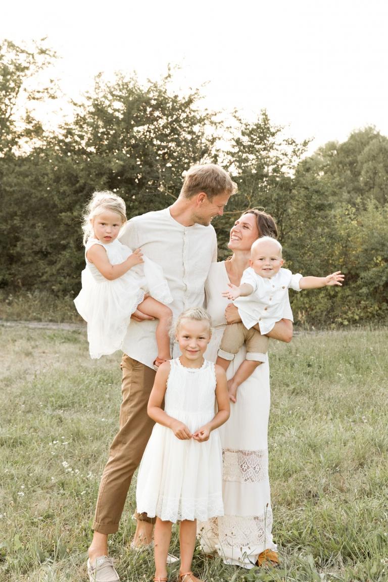 Familie Outdoor | Catherine Schmitt Portrait | Familienfotograf Bamberg // www.catherineschmitt.de